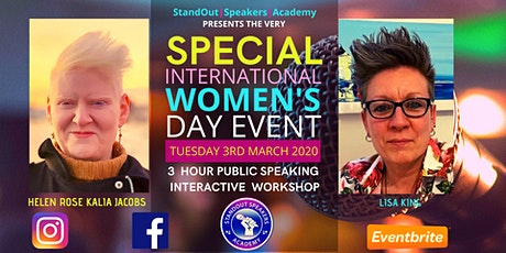A Special International Women's Day Event tickets