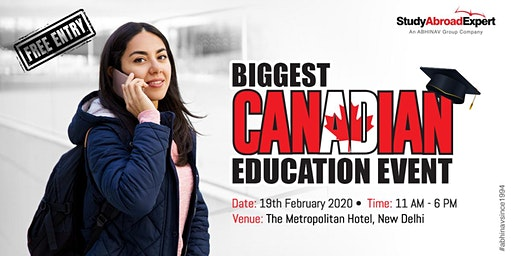 Biggest Canadian Education Event