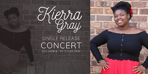 Kierra Gray's Single Release Party @ Lighthouse Cafe