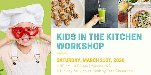 Kids in the Kitchen Workshop: Snacks