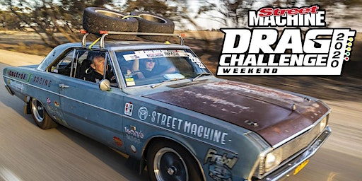 Street Machine Drag Challenge