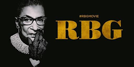 RBG - Encore Screening - Tuesday 17th  March - Sydney