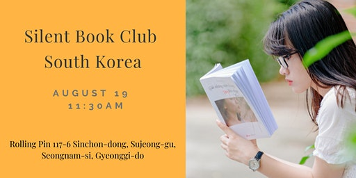 Silent Book Club Seongnam