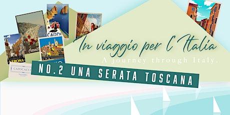 Una Serata Toscana tickets