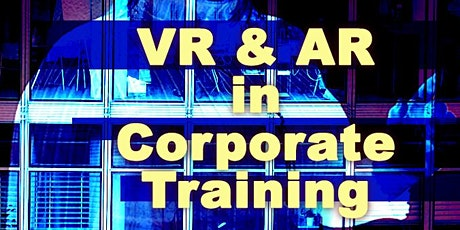 VR/AR Chicago: #TheNextEvolution in Training tickets
