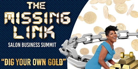 The MISSING LINK Business Summit w/Sherita Cherry tickets