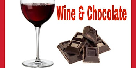 Gilroy Art, Wine, Bubbly, & Chocolate Lovers' Affair tickets