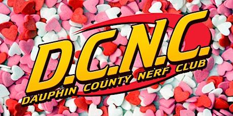 DCNC February 2020 FREE Nerf Battle tickets