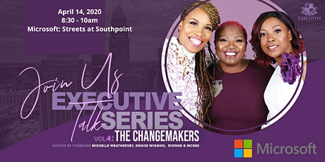 Executive Talk Series - Change Makers Vol. 4 tickets