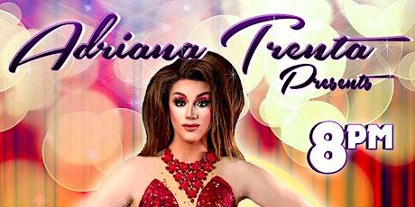 Karaoke Mondays with Adriana Trenta tickets