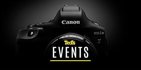 Canon - 1DX Mark III Launch | Sydney tickets