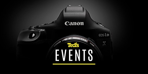 Canon - 1DX Mark III Launch | Sydney