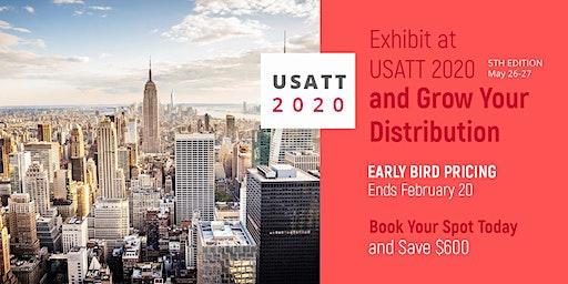 2020 USA Trade Tasting - Exhibitor Registration Portal