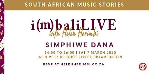 i(m)bali LIVE with Helen Herimbi featuring Simphiwe Dana