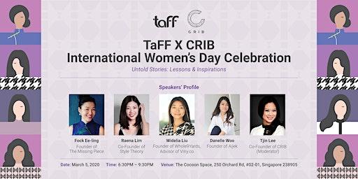 TaFF X CRIB International Women's Day Celebration