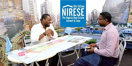 The Nigeria Real Estate Summit and Expo (NIRESE) tickets