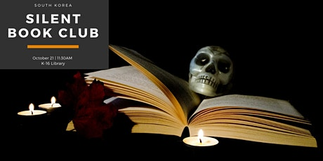 Silent Book Club Seongnam tickets