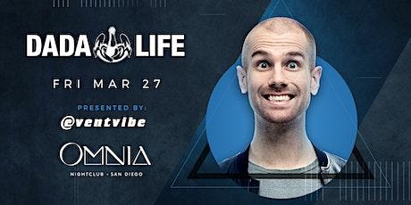 Dada Life @ OMNIA SD tickets