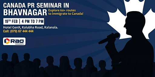 Free Canada PR Seminar
