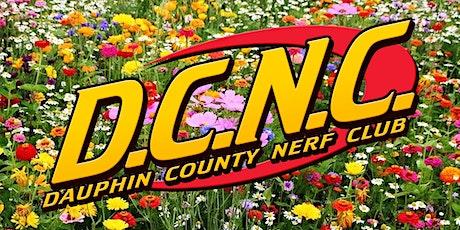 DCNC April 2020 FREE Nerf Battle tickets