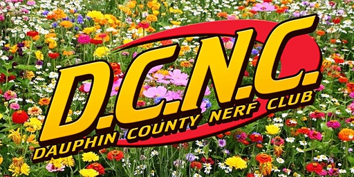 DCNC April 2020 FREE Nerf Battle