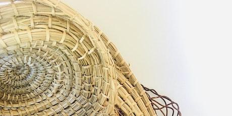 Coiled Basket Workshop tickets