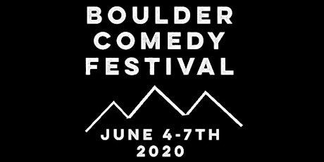 Friday Night Boulder Comedy Festival at Tilt Pinball tickets