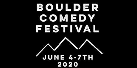 Thursday Night Boulder Comedy Festival at Tilt Pinball tickets