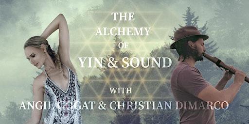 Alchemy of Yin & Sound w/ Angie Gogat & Christian Dimarco - 28th March 2020