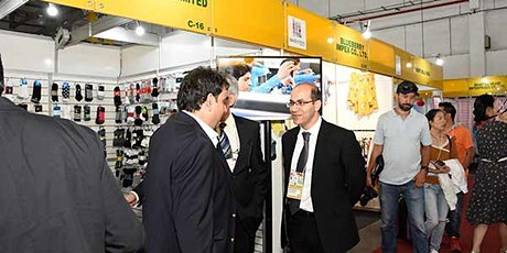 Brazil International Yarn & Fabric Show ingressos