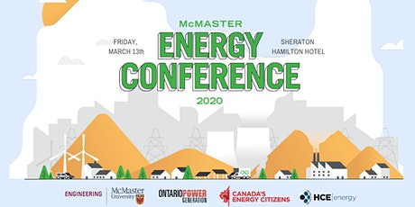 McMaster Energy Conference 2020 tickets