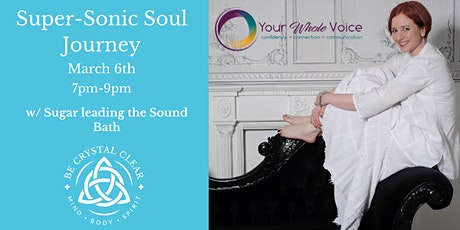 Super-Sonic Soul Journey tickets