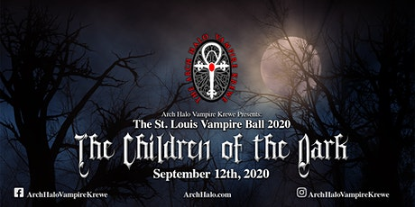 "The St. Louis Vampire Ball 2020 - ""The Children of the Dark"" tickets"