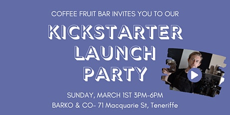 Help us Launch our Kickstarter Campaign tickets