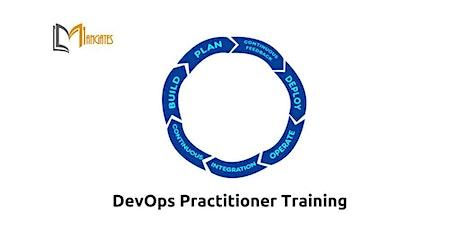 DevOps Practitioner 2 Days Virtual Live Training in Amsterdam tickets