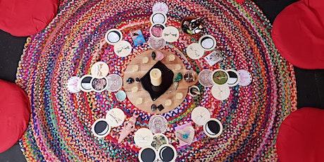 Sisterhood Circle in Autumn : Letting go tickets