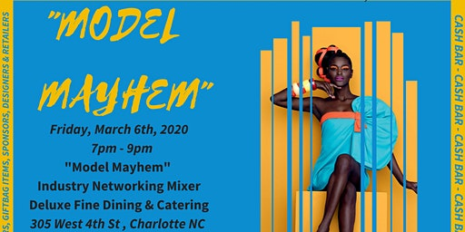 Model Mayhem: CONCORD FASHION WEEK  Mixer Sponsored by @INTROTALENTUSA