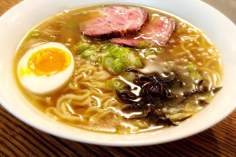 Artisanal Ramen at Tokyo Diner SF