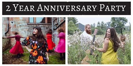 PFS Venue 2 Year Anniversary Party with Laura Cortese & the Dance Cards and Piper & Carson tickets