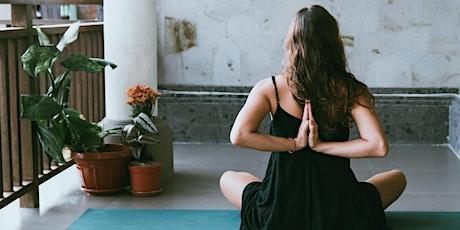 Tarde de Yoga y Meditación entradas