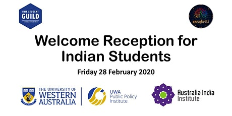 Welcome Reception for Indian Students tickets