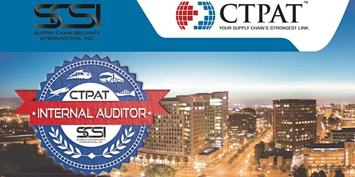 CTPAT Internal Auditor Training (2 Day Event) - San Jose, CA (April 8th & 9th)