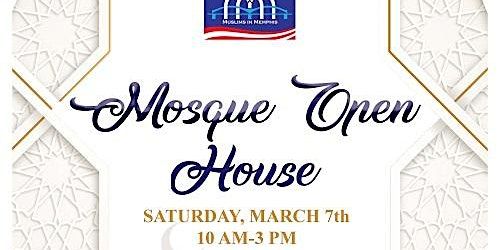 2020 Mosque Open House