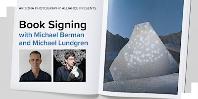 Book Signing with Michael Berman and Michael Lundgren