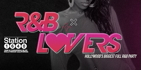 R&B Lovers tickets