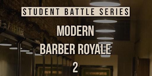 MODERN BARBER ROYALE 2