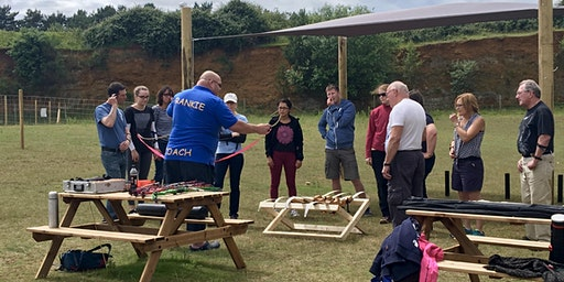 Archery Beginners' Course April 2020