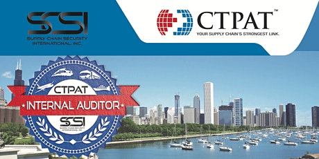 CTPAT Internal Auditor Training (2 Day Event) - Chicago, IL (May 5th & 6th) tickets