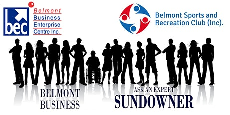 Belmont Business 'Ask an Expert' Sundowner tickets