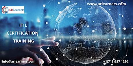 ITIL V4 Certification Training in Brockton, MA, USA tickets